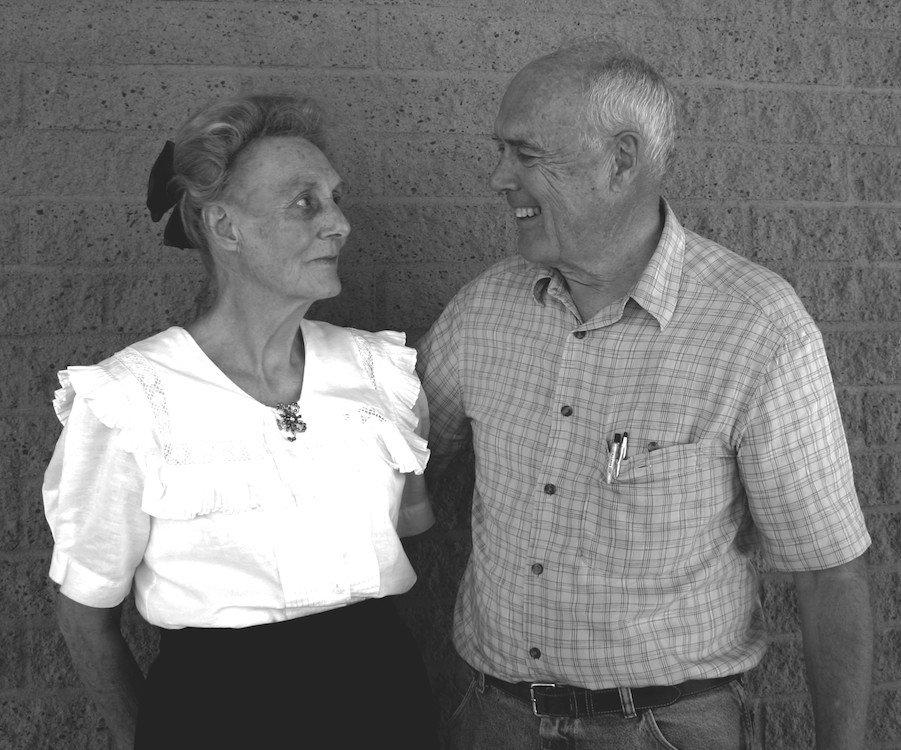 Al & Minnie Peterson