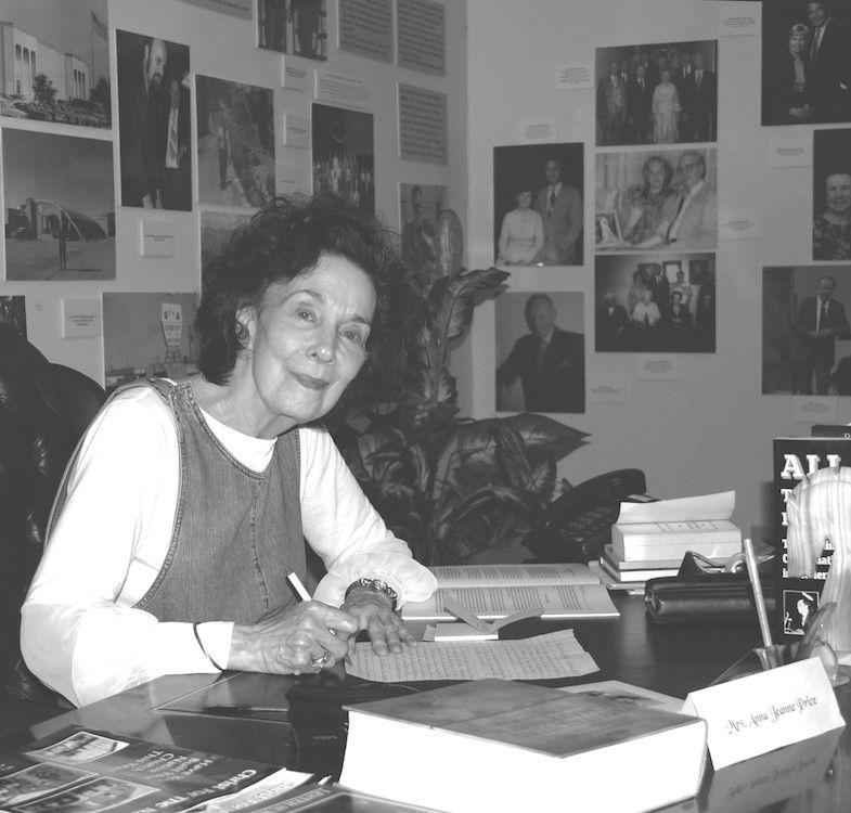 Anna Jeanne Moore Price