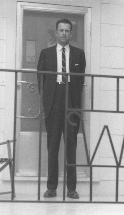 Carl Wheeler op jongere leeftijd