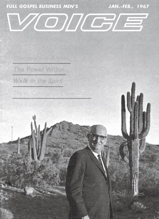 De positie van Carl Williams in de FGBMFI was van grote waarde voor de bediening van William Branham.
