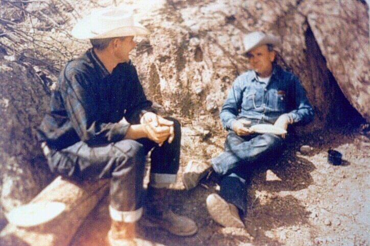 Douglas Mchughes met William Branham op Sunset Mountain
