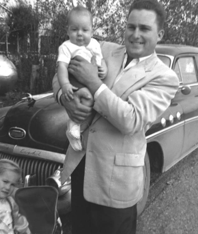 Earl Martin op jongere leeftijd