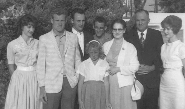 De familie Evans