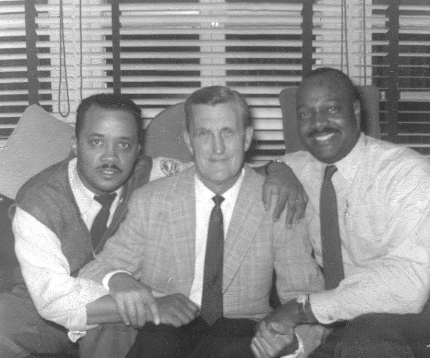 Joseph Coleman, Pat Tyler en Orlando Hunte