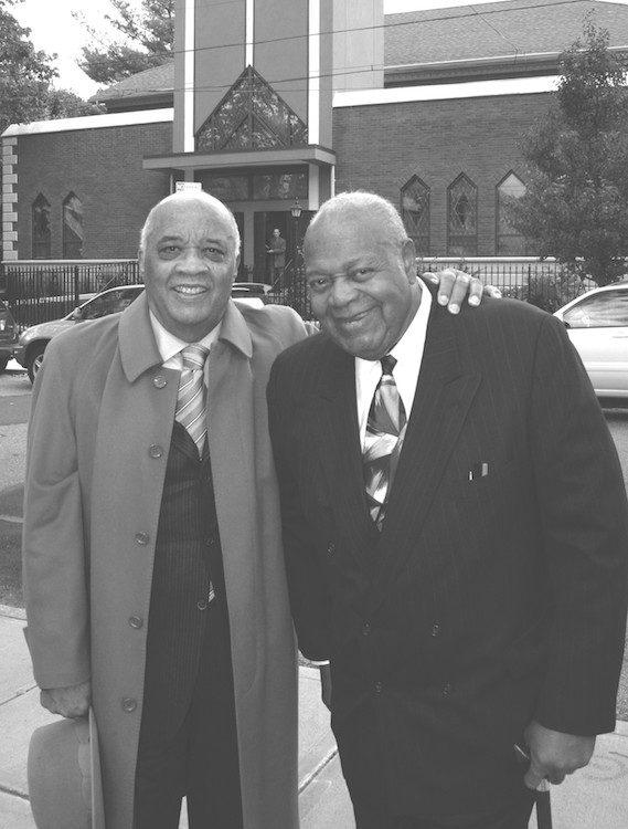 Joseph Coleman en Orlando Hunte