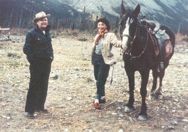Het jaar daarop bracht Louise één van de pony's naar de profeet om hem te tonen dat het exact geschied was, zoals het was voorzegd, Oscar ging heen in 1975.