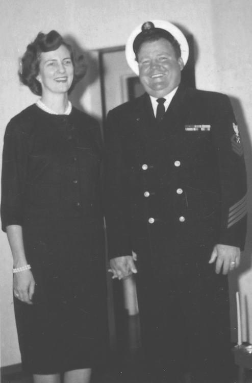 Rosella en Gene Martin